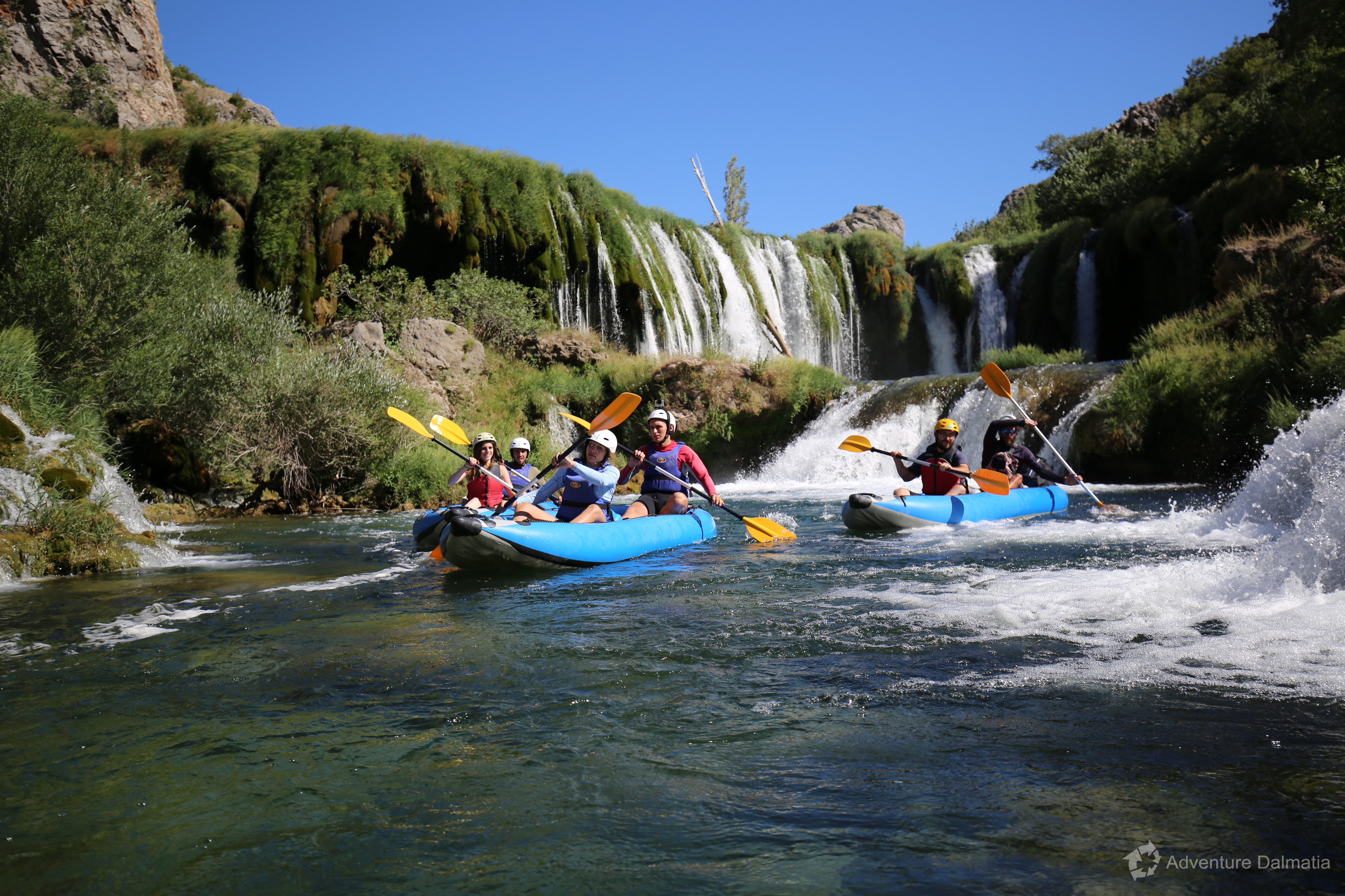 Great fun for families near Zadar!