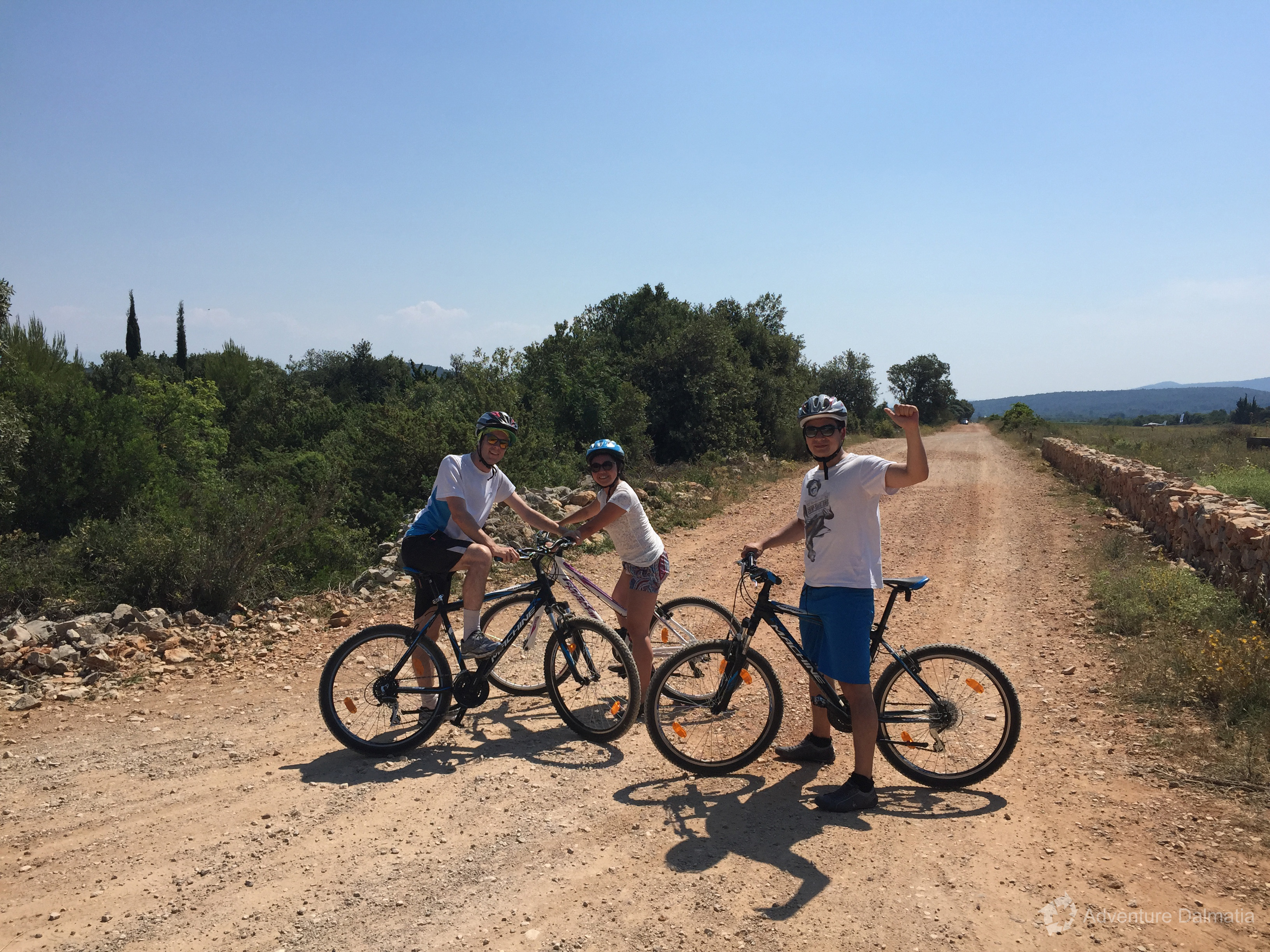 Join us on this biking adventure through sunny island of Hvar