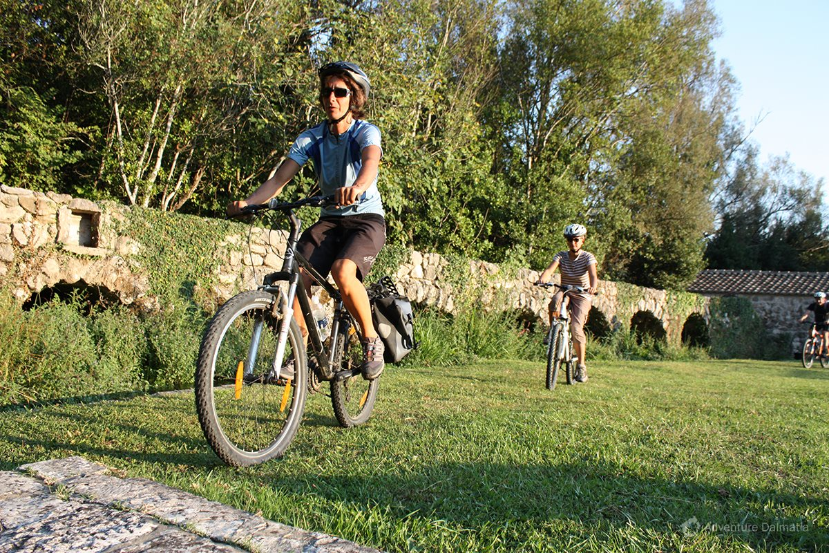 Biking Konavle valley, available every day