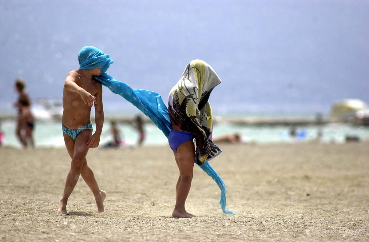Summer sunbreeze