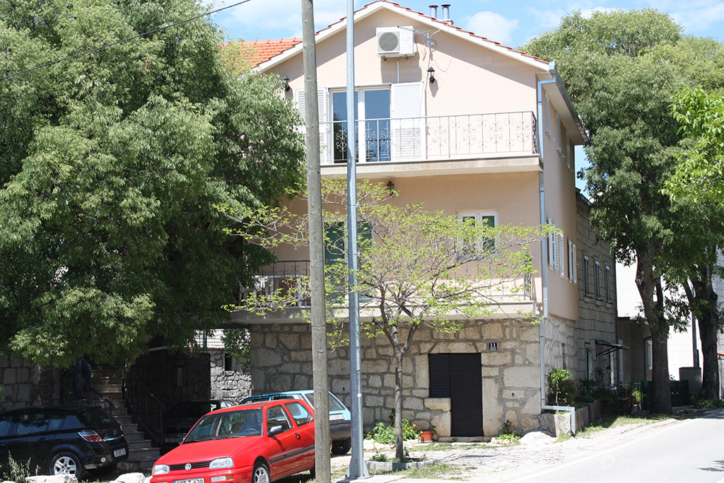 Croatia adventure week - Accommodation