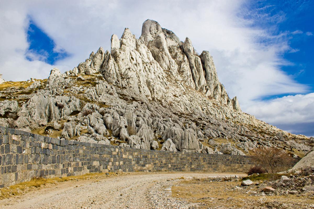 Stiff cliffs - Velebit
