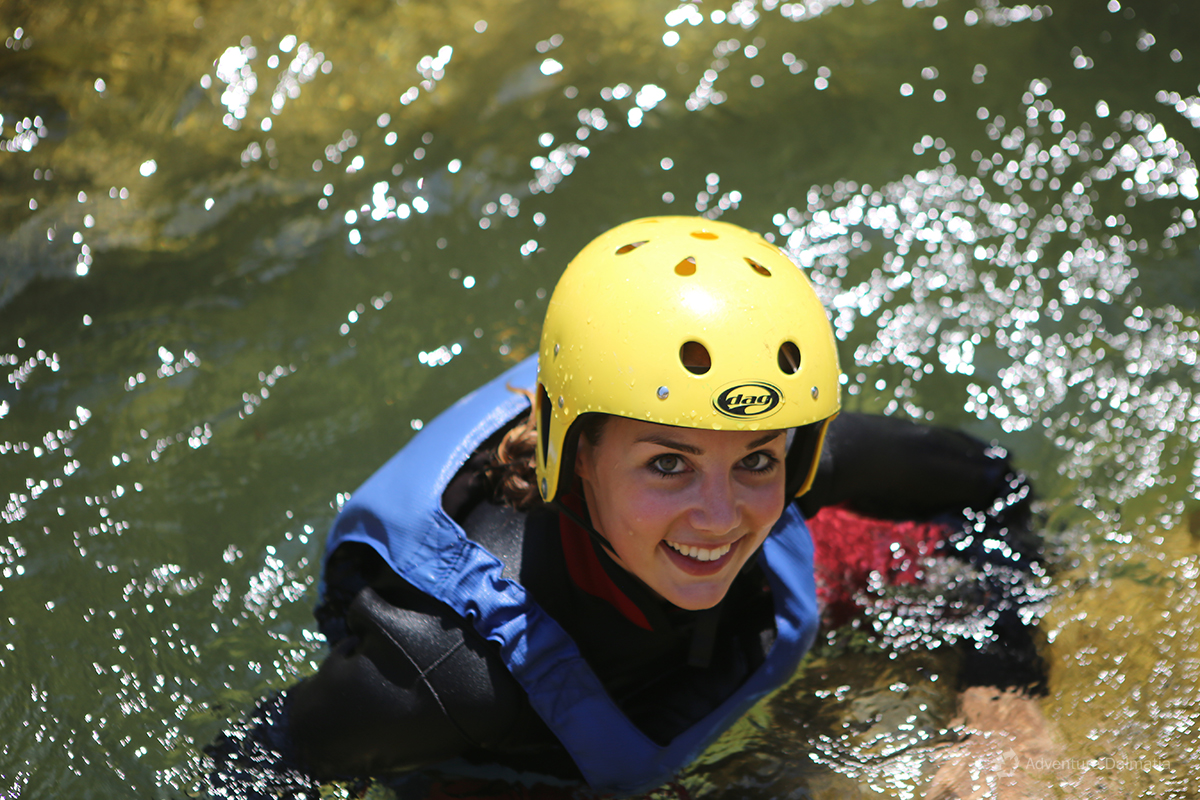 Canyoning on Cetina river with everyday departures from Split city center