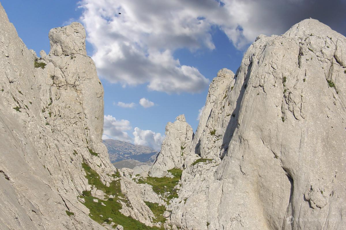 "The highest peek is ""Vaganski vrh"", 1757 m.a.s.l."