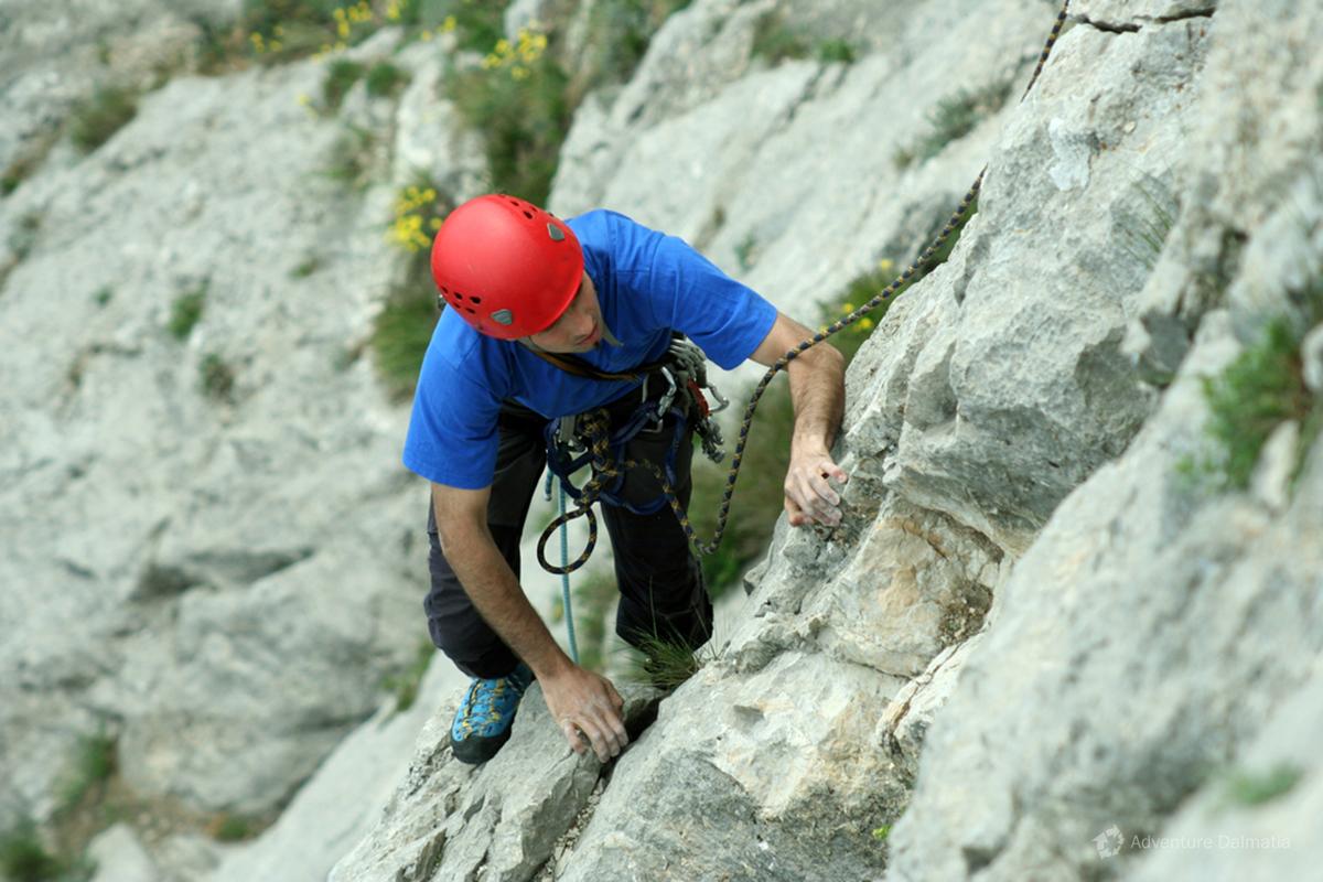 Climbing for beginners...