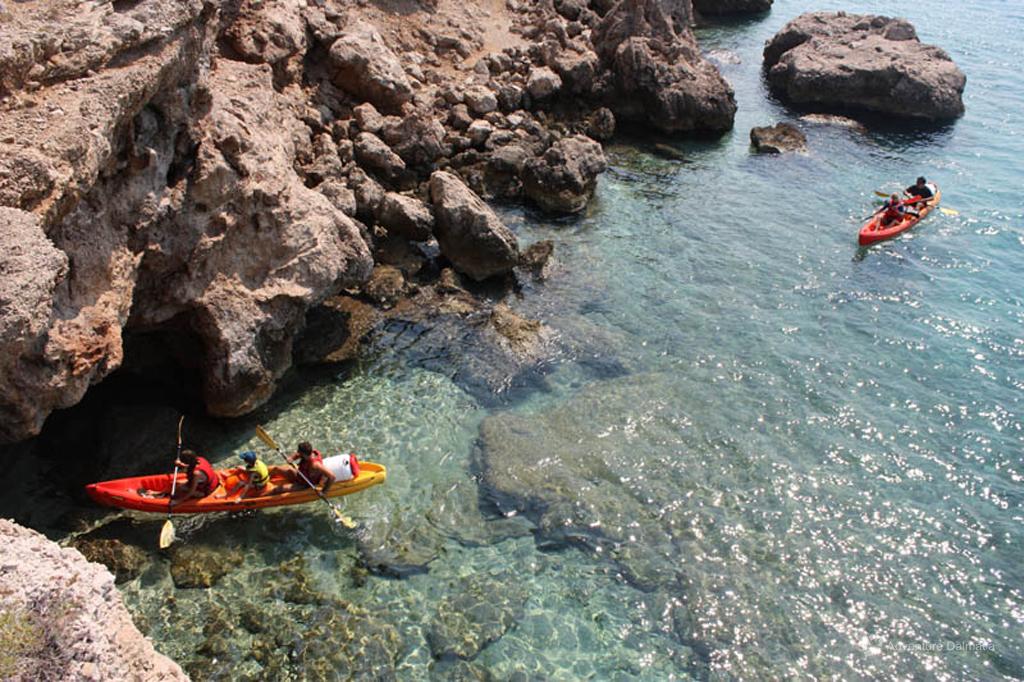 Sea Kayaking in Brela with DAG kayaks