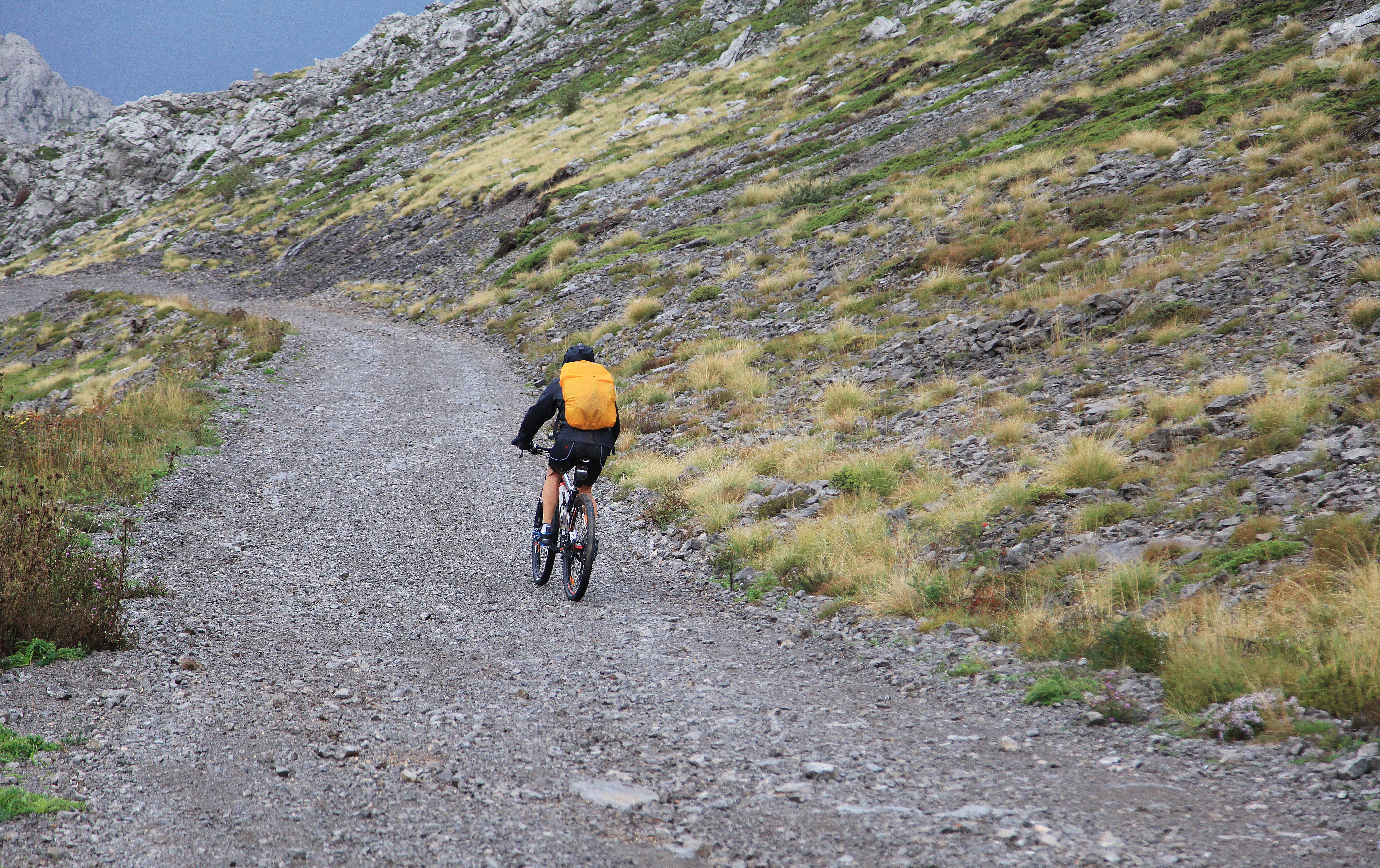 Take a bike and explore Paklenica national park!