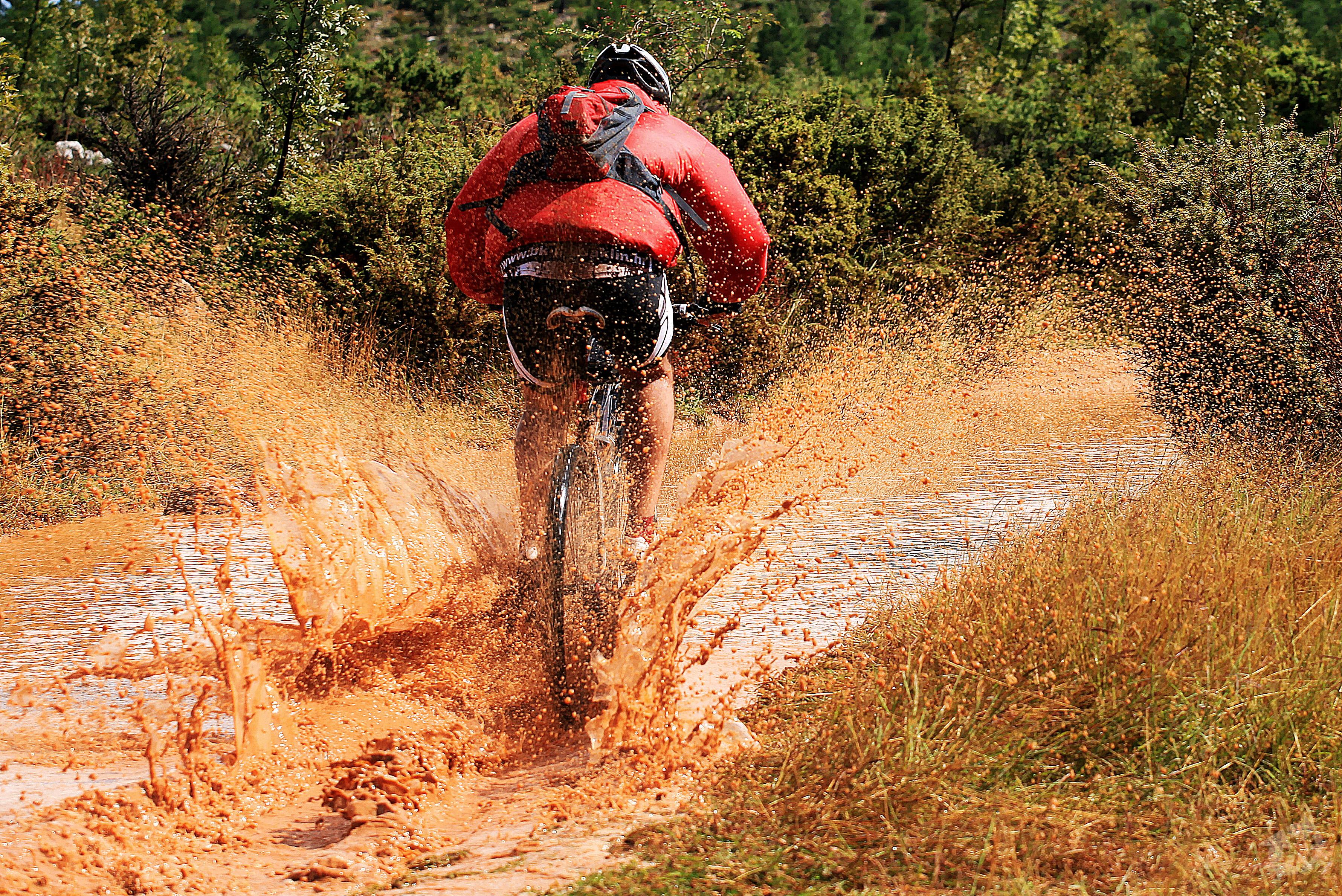 Biking adventure in Paklenica