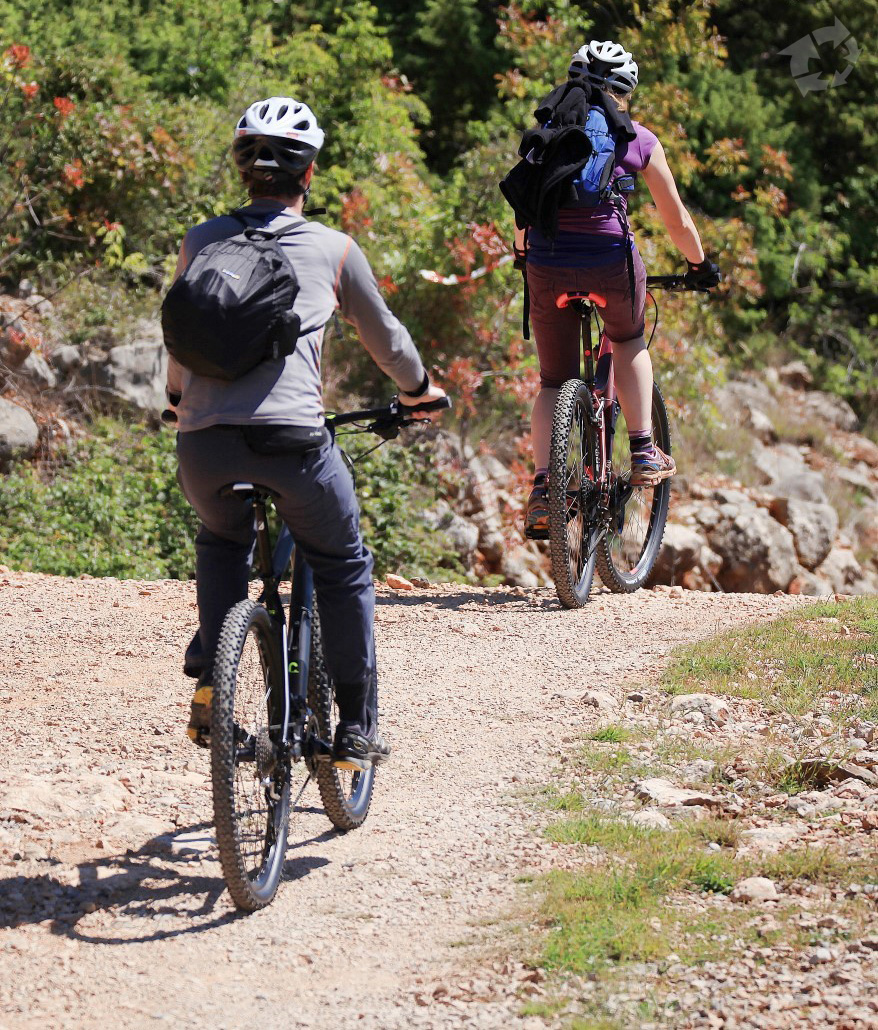 The bicycle tour takes you through picturesque places and landscapes of Paklenica