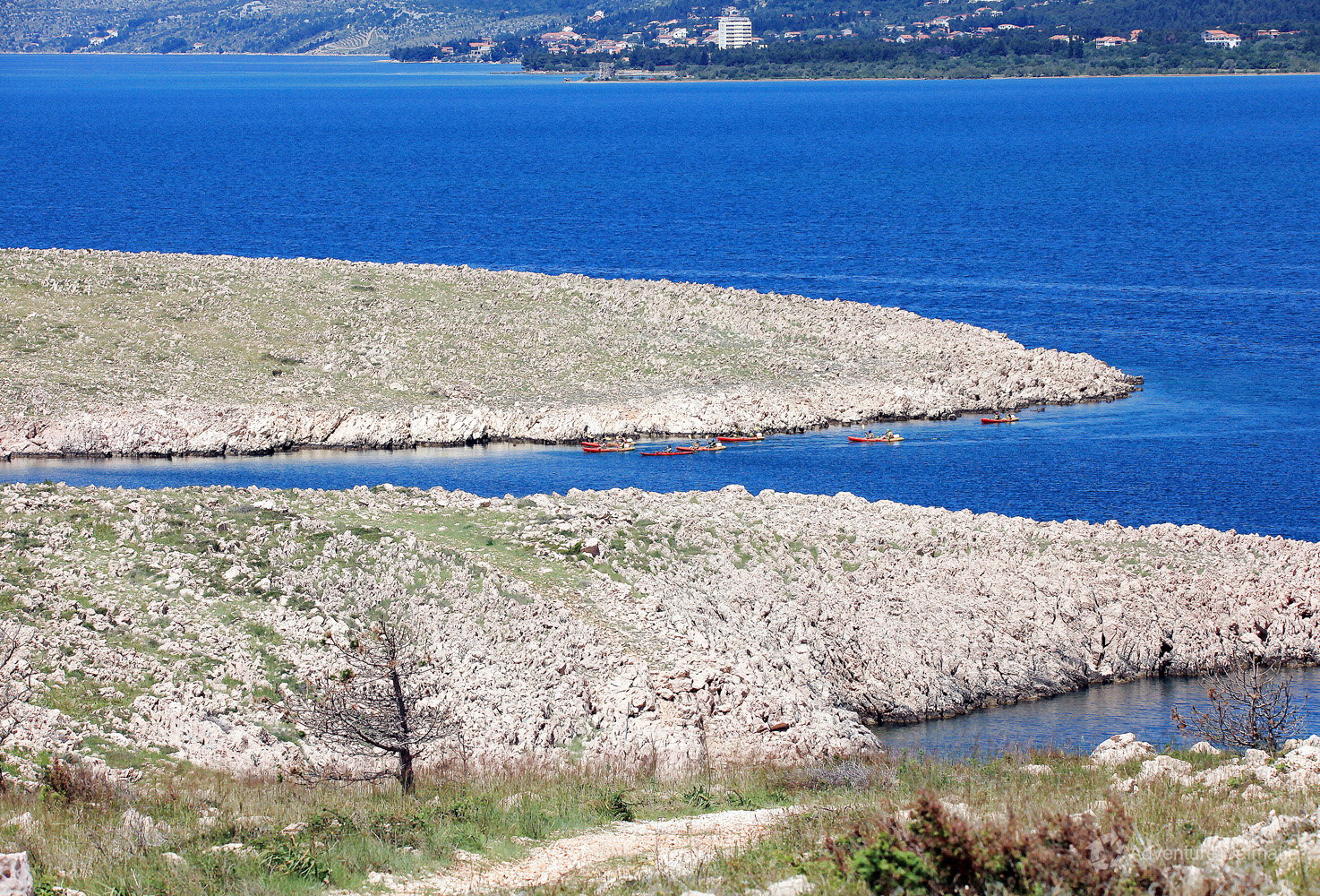 Velebit channel