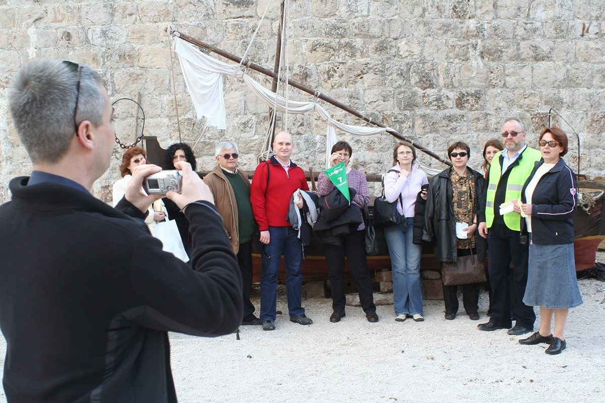 Team building games - Old Town challenge in Dubrovnik