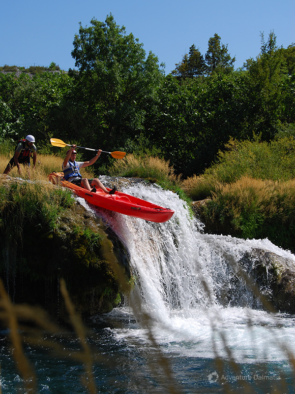 For those who want more excitement, Zrmanja is full of great rapids