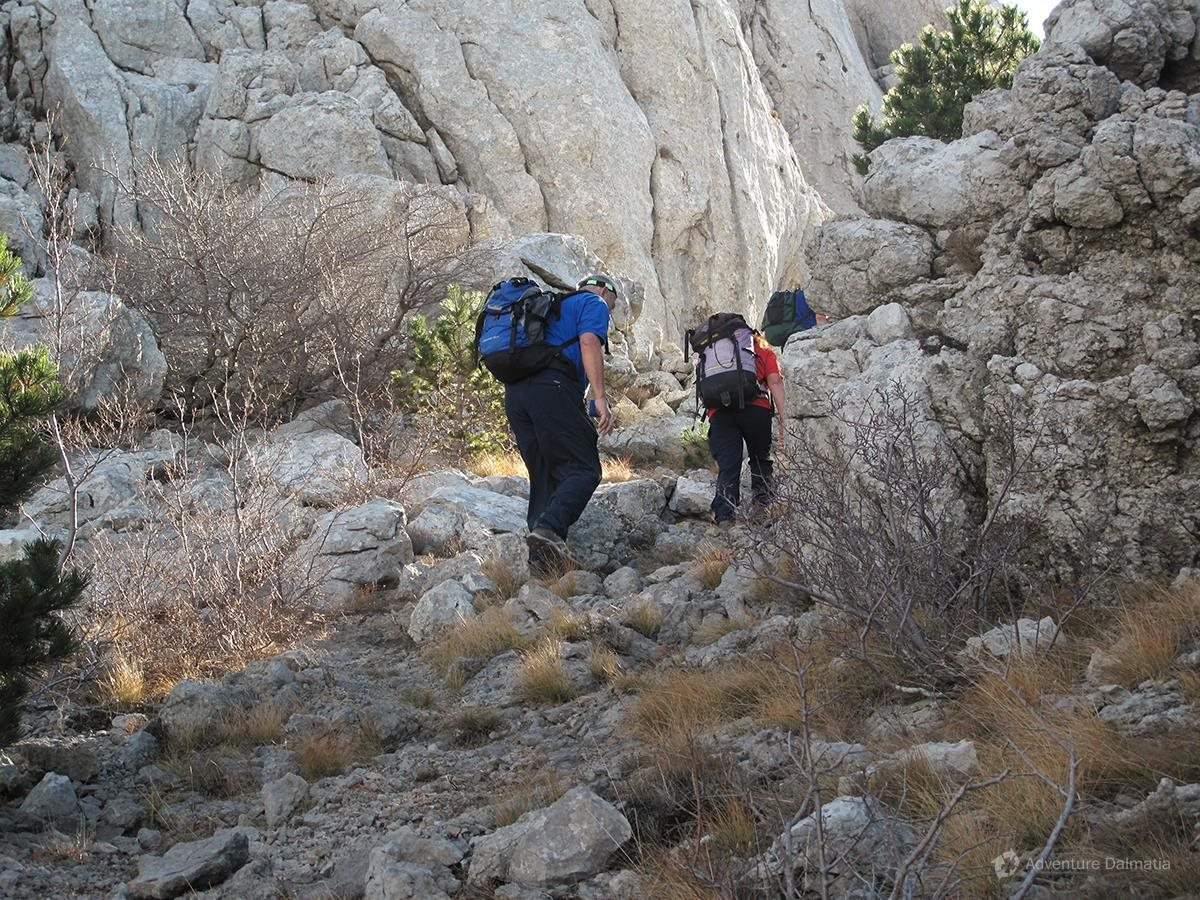 Hiking trails on Velebit to suit your fitness level