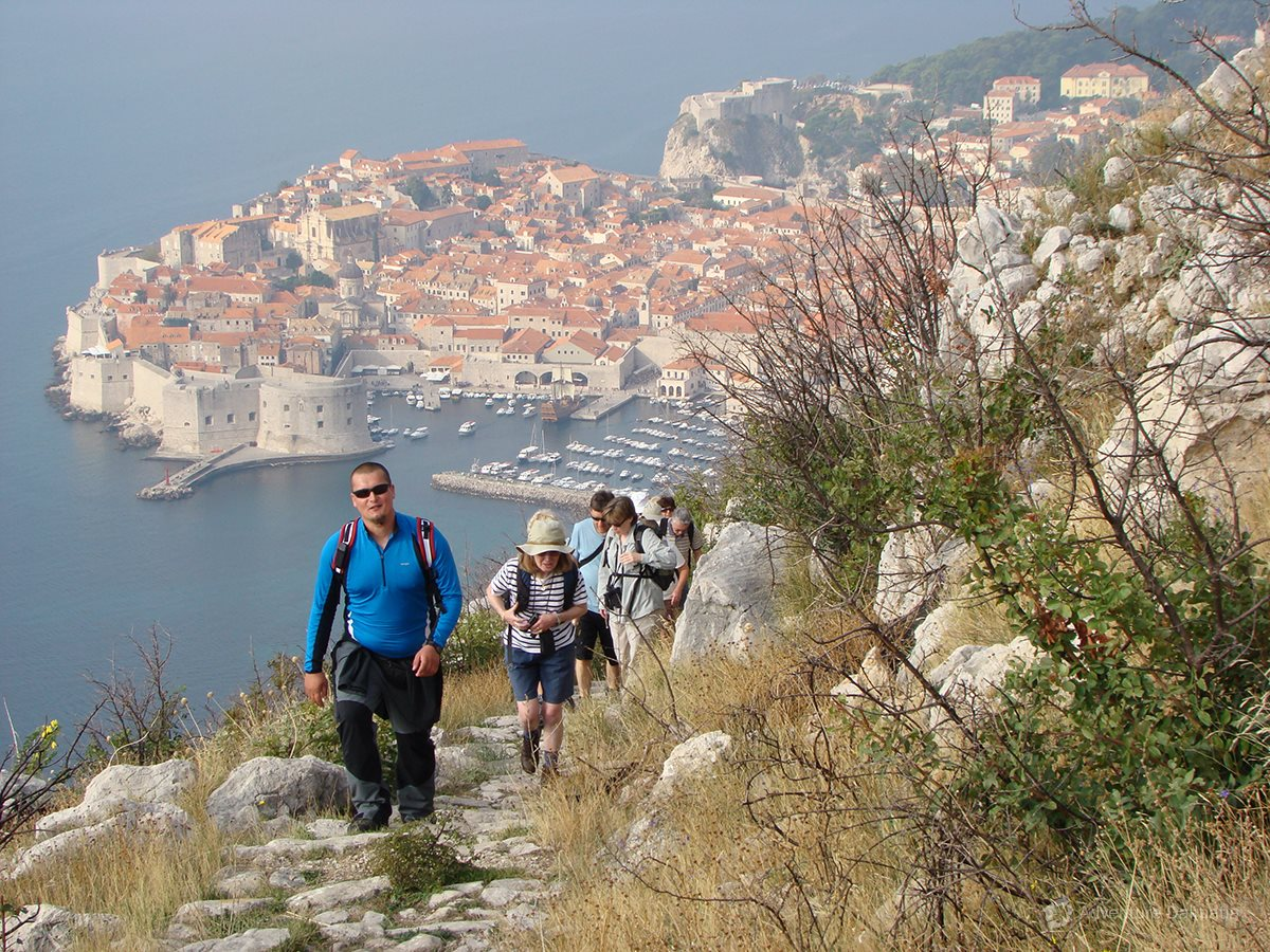 "The city of Dubrovnik is also called ""The Pearl of the Adriatic"""