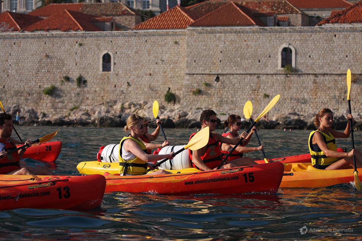 Lagoon 2 kayaks