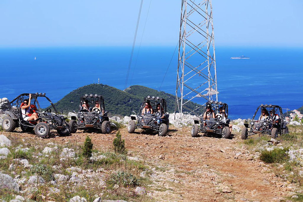 Buggy tour in Dubrovnik