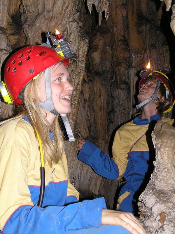 Modrič cave near Zadar