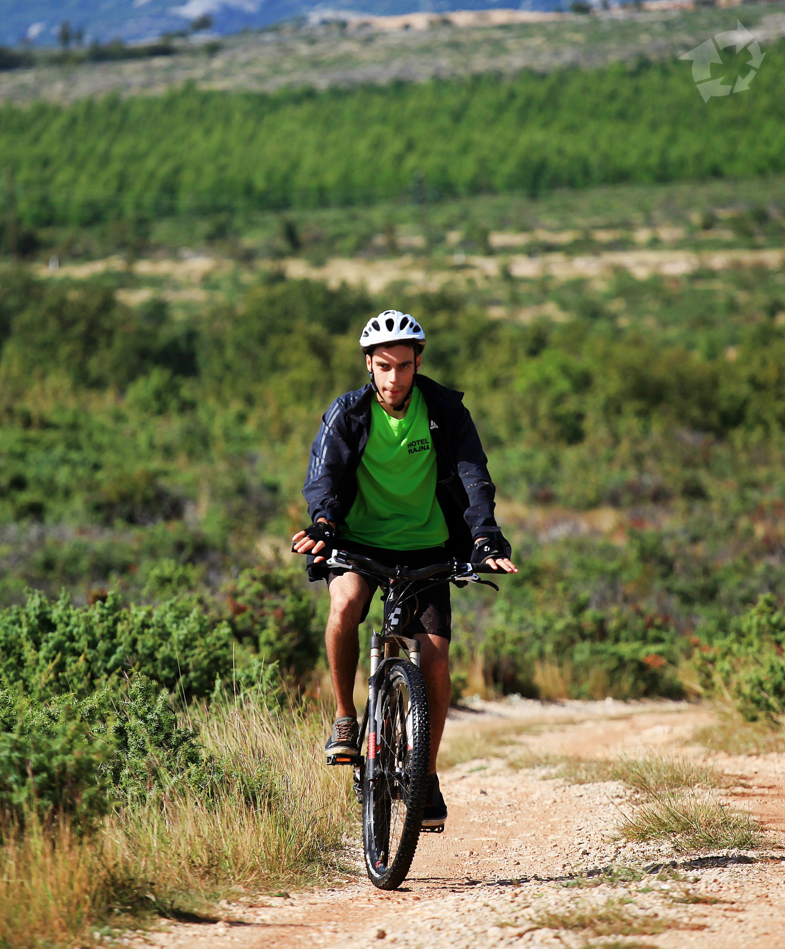 Paklenica national park biking tour